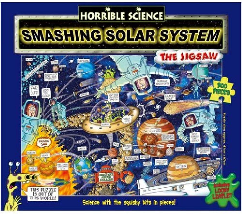 Galt Toys Horrible Science Kit, Smashing Solar System by Galt Toys