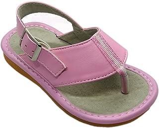 Squeaker Sneakers Pippa Pink Flip Flop