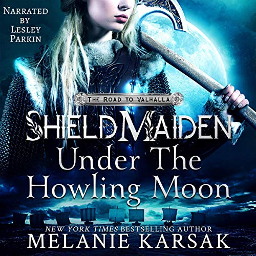 Shield-Maiden  By  cover art