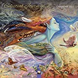 Celestial Journeys by Josephine Wall Wall Calendar 2022 (Art Calendar)