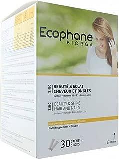 Ecophane Hair And Nails 30sac