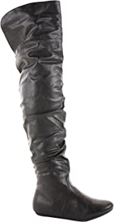bbd5f386acd Amazon.co.uk: Over-the-Knee - Boots / Women's Shoes: Shoes & Bags