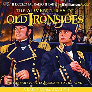 The Adventures of Old Ironsides cover art