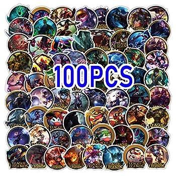 Best league of legends stickers Reviews