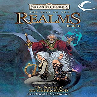 The Best of the Realms, Book II: The Stories of Ed Greenwood cover art