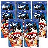 Felix Party Mix–Bustina da 60g–Confezione da 8–Gusto a Scelta...