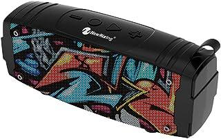 New Portable Bluetooth Speaker, Wireless Mini Column for Phone Computer Outdoor Loudspeaker Stereo Music Surround Bass Speaker|Portable Speakers| |