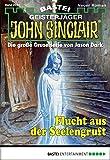 Stefan Albertsen, Eric Wolfe: John Sinclair - Folge 2041: Flucht aus der Seelengruft