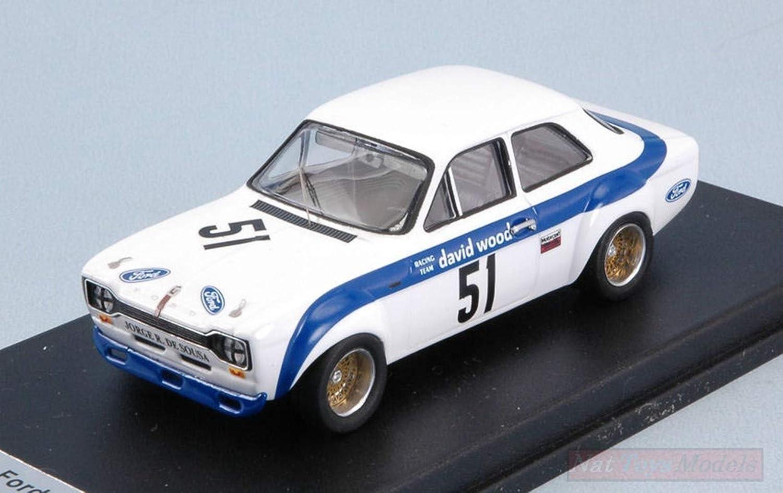 mas barato Trofeu TFRRAC07 Ford Escort MK1 N.51 N.51 N.51 Vila DO Conde 1973 RIBEIRO DE SOUSA 1 43 Compatible con  mejor precio