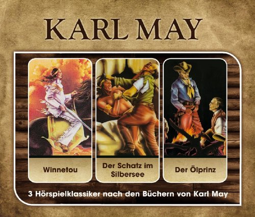 Karl May - Hörspielbox Vol. 1