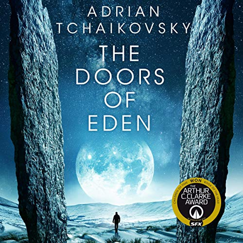 The Doors of Eden  By  cover art