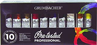 Best grumbacher pre tested oil paint Reviews