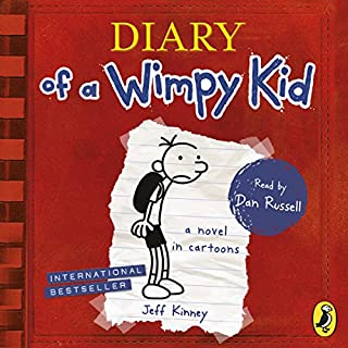 Diary of a Wimpy Kid Titelbild