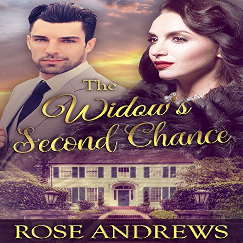 The Widow's Second Chance audiobook cover art