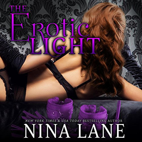 The Erotic Light audiobook cover art