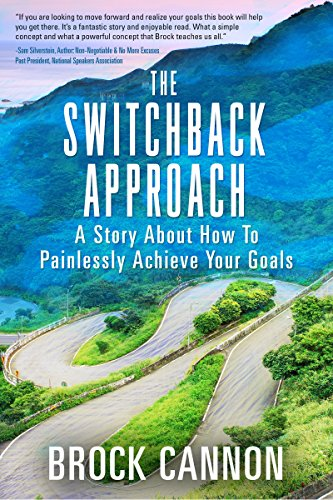 THE SWITCHBACK APPROACH: THE PAINLESS PATH TO ACHIEVING YOUR GOALS