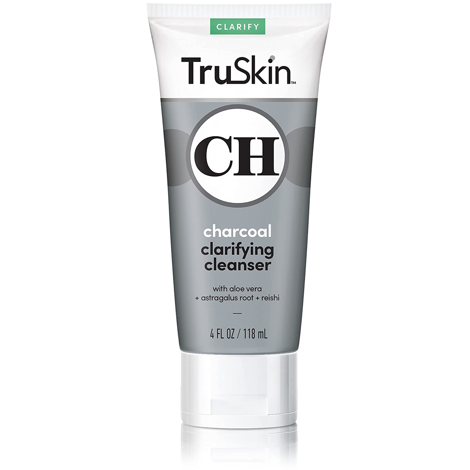 TruSkin Charcoal Face Wash Anti Cleanser Facial Acti with Aging Max 75% OFF Max 77% OFF