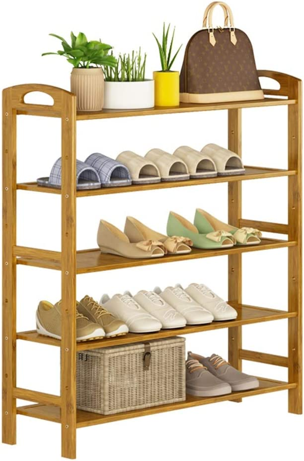 LHGH Shoe Rack 5-Tiers Storage Max 41% OFF N Surprise price Shelf Upright