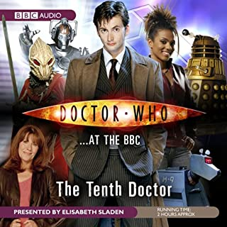 Doctor Who at the BBC cover art