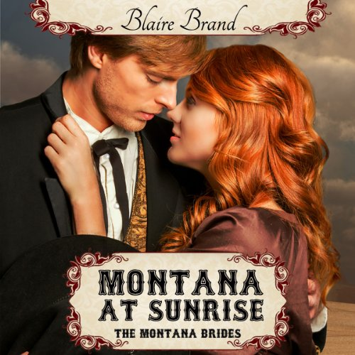 Montana at Sunrise audiobook cover art