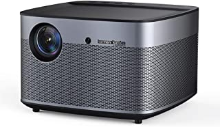 XGIMI H2 Smart Projector True 1080P Full HD 4K Projector 1350ANSI lm Built-in Harman/Kardon Speakers, 30,000 LED Lamp Life Video Projector, Enjoy Netflix on 300 Inch Display