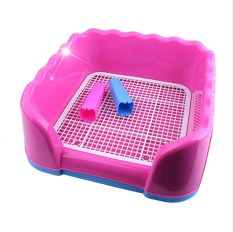 DAN Portable Indoor Plastic Pet Dog Puppy Potty Toilet Pet Loo