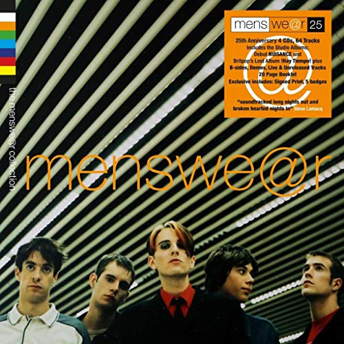 Menswear Collection [Signed Boxset With Badge Set]