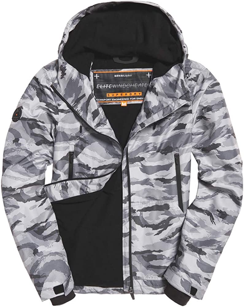 Superdry Popular product Arctic Elite Max 40% OFF SD-Windcheater Jacket