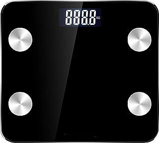 体重スケール、スマート体脂肪率、20テストデータ、Bluetooth APP接続