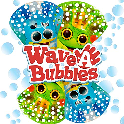 Zing Wave-A-Bubbles (Pack of 4)
