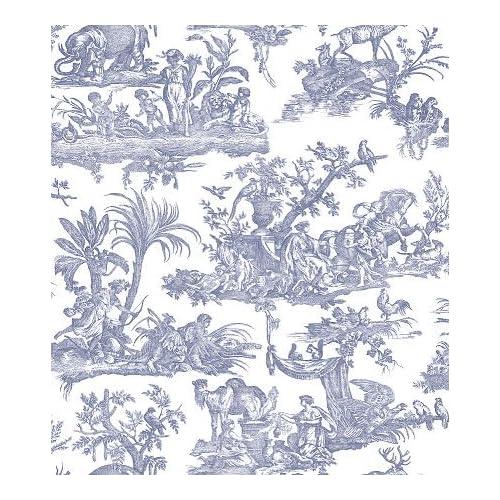 Toile Wallpaper Amazoncouk