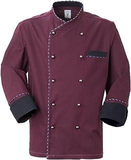 Verde Rossini Angiolina H022 Confezione 10 pezzi Bottoni di ricambio per giacca da cuoco chef diverse colorazioni