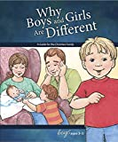 Why Boys and Girls are Different: For Boys Ages 3-5 - Learning About Sex (Learning about Sex (Hardcover))