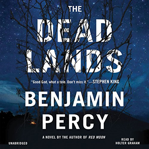 The Dead Lands audiobook cover art