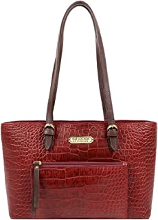 Isle Locada By Hidesign Women's Shoulder Bag (Red) (N 1)
