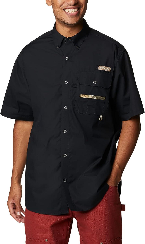 Columbia Men's Sharptail Short Sleeve Shirt