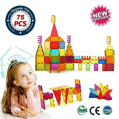 Brighton Educational Kids Toys Magnetic Buildin...