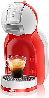 comprar comparacion De'Longhi Dolce Gusto Mini Me EDG305.WR - Cafetera de cápsulas, 15 bares de presión, color blanco y rojo