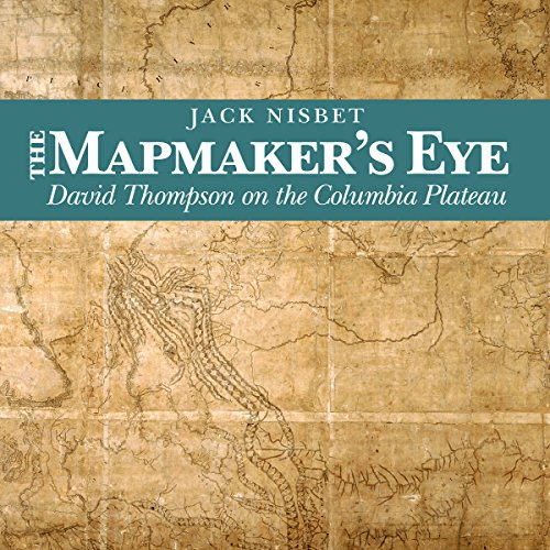 The Mapmaker's Eye audiobook cover art
