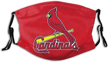 801 St-Louis Baseball Fans C-Ardinals Adult Anti Dust Mask Washable Reusable Face Co