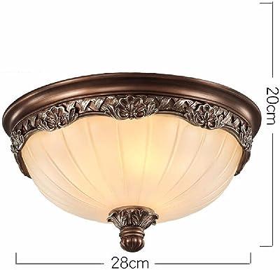 Lámpara de techo - WeRo Diseño Malaga de 021 a: Amazon.es ...