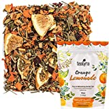 Tealyra - Orange Lemonade - Hibiscus - Eucalyptus - Lemongrass - Herbal Fruity Loose Leaf Tea Blend...