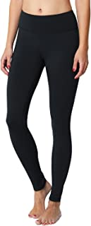 Women's Fleece Lined Leggings Yoga Pants Inner Pocket