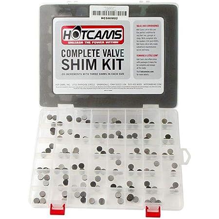 Hot Cams Valve Shims 5 Pack 9.48x2.70MM 5PK948270 Honda CRF450R CRF450X RVT1000R