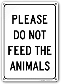 Best please do not feed the animals Reviews