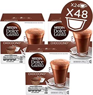 Nescafe - Dolce Gusto - Chococino Pods 8 Drinks - 256.0g (Case of 3)