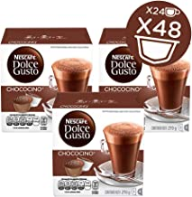 dolce gusto capsules hot chocolate