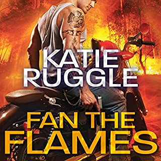 Fan the Flames     Search and Rescue, Book 2              By:                                                                                                                                 Katie Ruggle                               Narrated by:                                                                                                                                 Rachel Dulude                      Length: 11 hrs and 25 mins     245 ratings     Overall 4.6