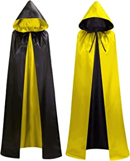 yellow witch costume