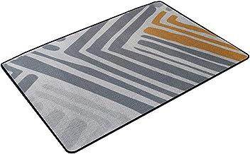 JIAJUAN Doormat Indoor Entrance Door Rug Shoes Scraper for High Traffic Area Rugs Non-Slip Easy to Clean, Customizable (Co...